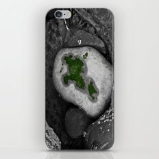 Map Of Another World iPhone & iPod Skin