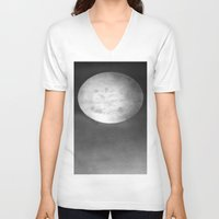 dark side of the moon V-neck T-shirts featuring DARK SIDE OF THE MOON by ....