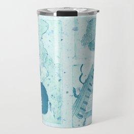 Anne of Green Gables Blue Travel Mug