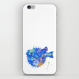 Blowfish iPhone Skin