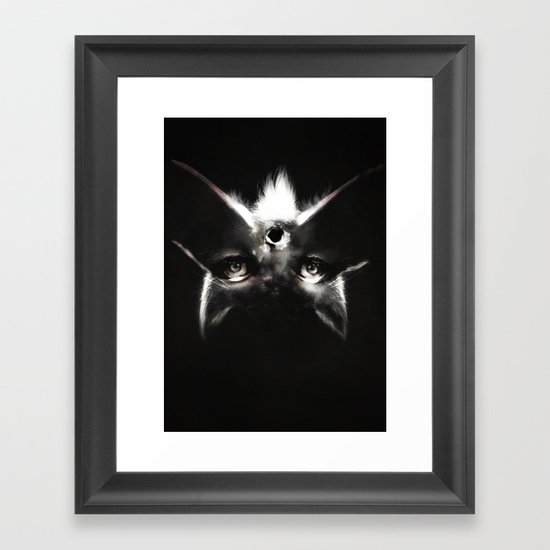 Tristan Framed Art Print