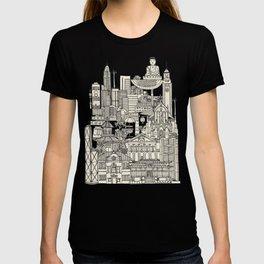 Hong Kong toile de jouy T-shirt