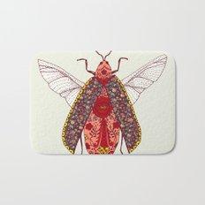 bohemian bug Bath Mat