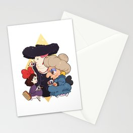 Witch Tea Stationery Cards