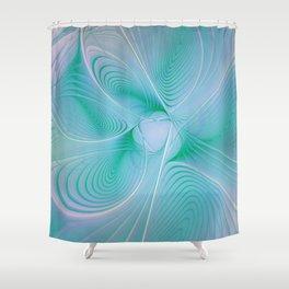 elegant flames -1- Shower Curtain