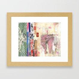 We Rise Framed Art Print