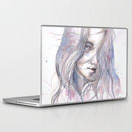 Spring 2015, watercolor Laptop & iPad Skin