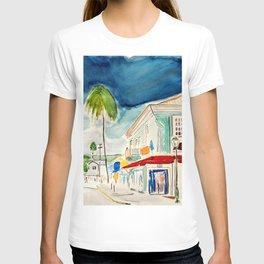 Street in Louisiana T-shirt
