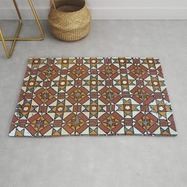 Floor Series: Peranakan Tiles 1 Rug