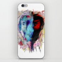 persona iPhone & iPod Skins featuring Persona by DesArte