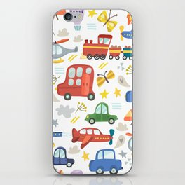 Transportaion iPhone Skin