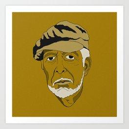 Lenny Art Print