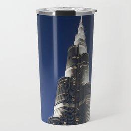 Burj Khalifa Travel Mug