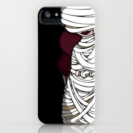 Mattie the Mummy iPhone Case