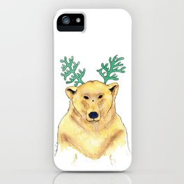 Ours iPhone Case