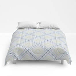 Cross-Stitch Comforters