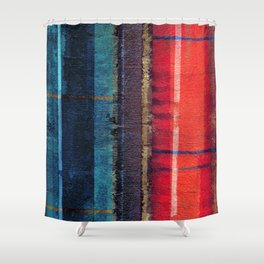 I keep the dream in my pocket Shower Curtain