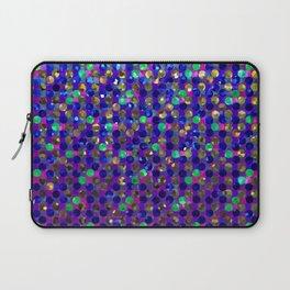 Polka Dot Sparkley Jewels G263 Laptop Sleeve