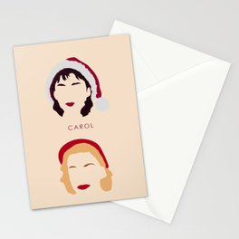 Carol and Therese Belivet Stationery Cards