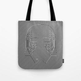 The Dark & The Light : Kylo Ren Tote Bag