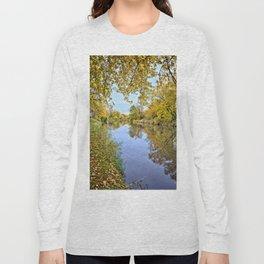Autumn On Beaver Creek 3 Long Sleeve T-shirt