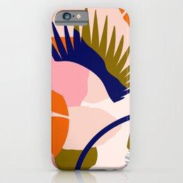 Tropical island II iPhone Case