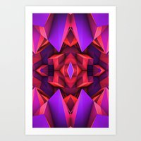 rave Art Prints featuring Rave by Billy Harris