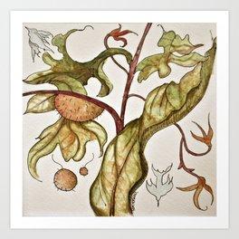 Garden of Adam Art Print