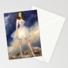 On the top Stationery Cards