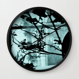 wither away Wall Clock