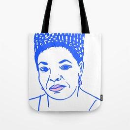 Angelou Tote Bag