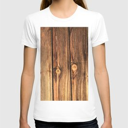 Wild Cats in Winter T-shirt