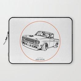 Crazy Car Art 0188 Laptop Sleeve