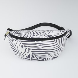 Bright Tropical Island Eclipse Fanny Pack