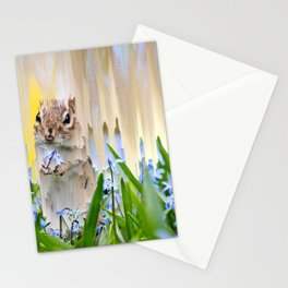 The End of Spring Stationery Cards