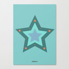 You are my star Canvas Print