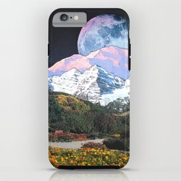 Later In Time iPhone Case