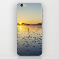 rise and shine iPhone & iPod Skin