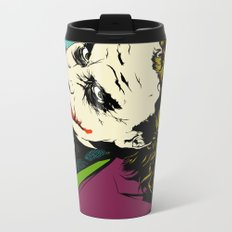 Joker So Serious Metal Travel Mug