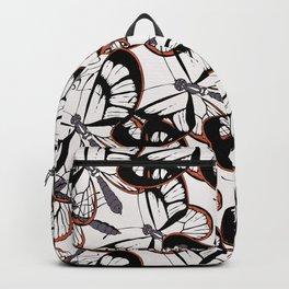 Glass Butterflies Backpack