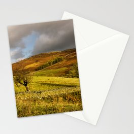 Gowbarrow Fell, Lake District Stationery Cards