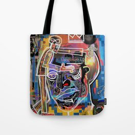 CONCEPT: AN ENLIGHTENMENT PERIOD Tote Bag