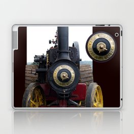 Steam Power 1 - Tractor Laptop & iPad Skin