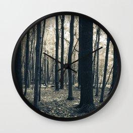 Peaceful Repose Wall Clock