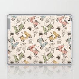 Scoot Scoot Laptop & iPad Skin