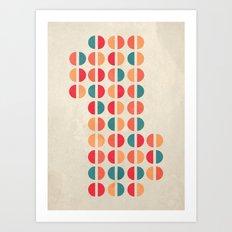 halfsies I Art Print