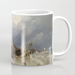 St Michael's Mount, 1830 Coffee Mug