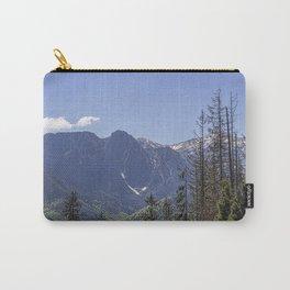 Zanopane. Carry-All Pouch