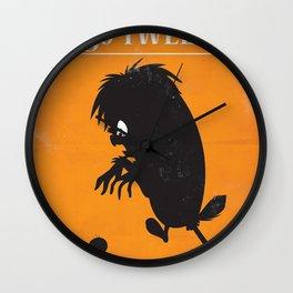 Hyde and go Tweet Wall Clock