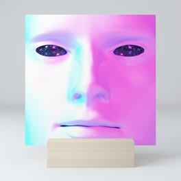 Face Aestheitic 1 Mini Art Print